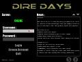 Dire Days: Online TDS
