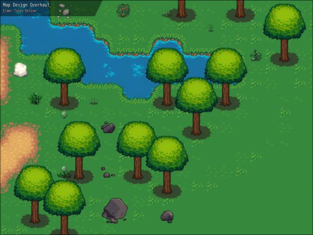 Map Design Overhaul