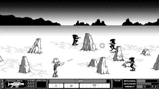 Rogue Invader Screenshot 1