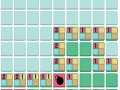 Puzzle Sweeper Game Over Animation