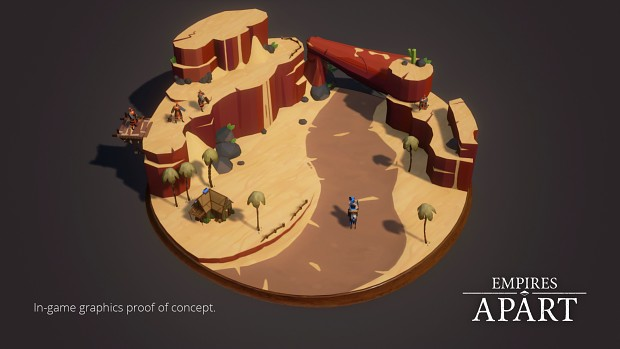 Proof of concept in-game screenshot