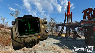 Fallout 4 VR screenshot