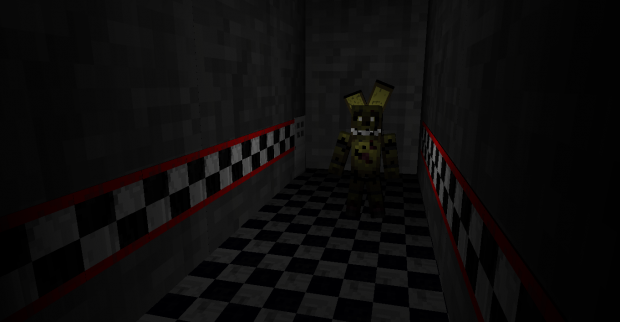 New Rooms! New horror!