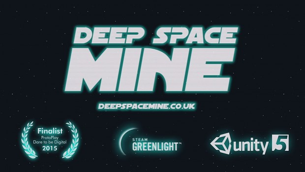 Deep Space Mine - Live on Steam Greenlight - Made with Unity - DTB 2015 finalist