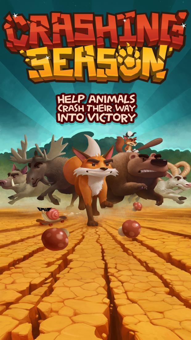 Crashing Season Game Preview Image
