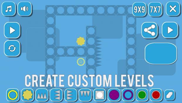 Create Custom Levels