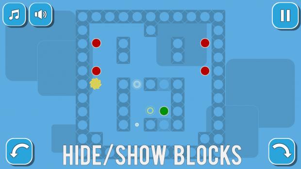 Hide/Show Blocks