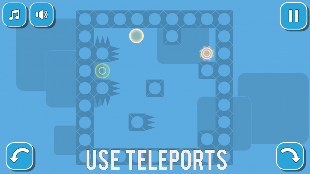 Use Teleport Portals