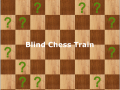 Blind Chess Train