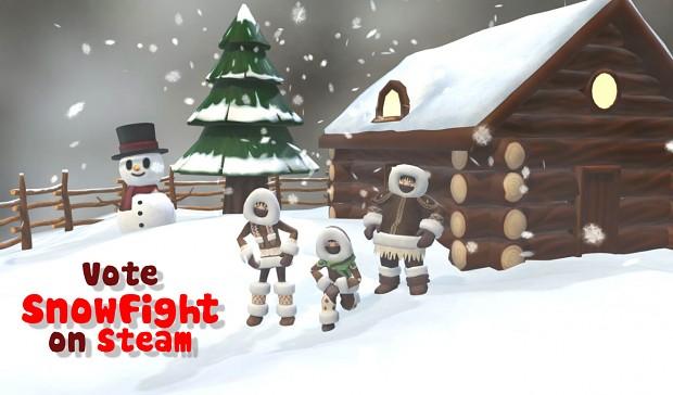 snowfight promo