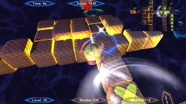 Legendary Ball – gameplay