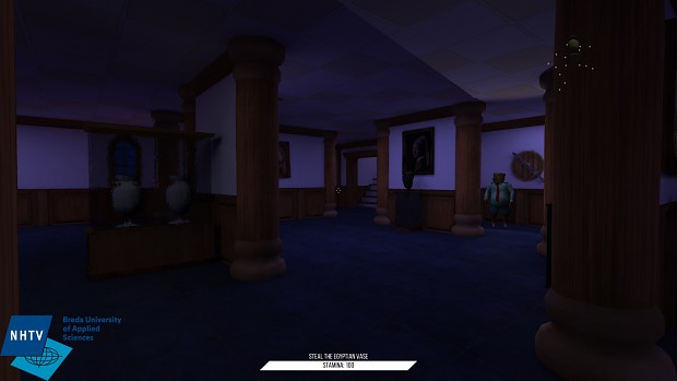HEIST NIGHT In-game screenshots