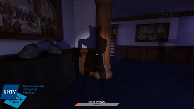 HEIST NIGHT In-game screenshots
