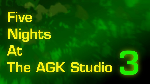 Five Nights at The AGK Studio 3