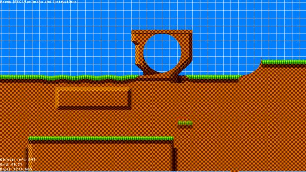 Sonic level creator games
