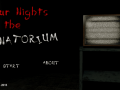 Four Nights at the Sanatorium
