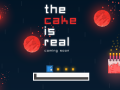 The cake is real
