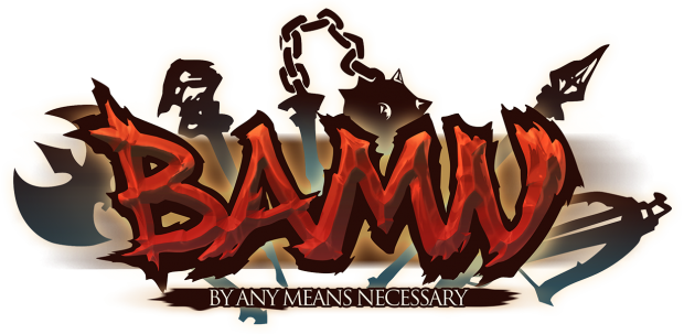 By Any Means Necessary Game Logo
