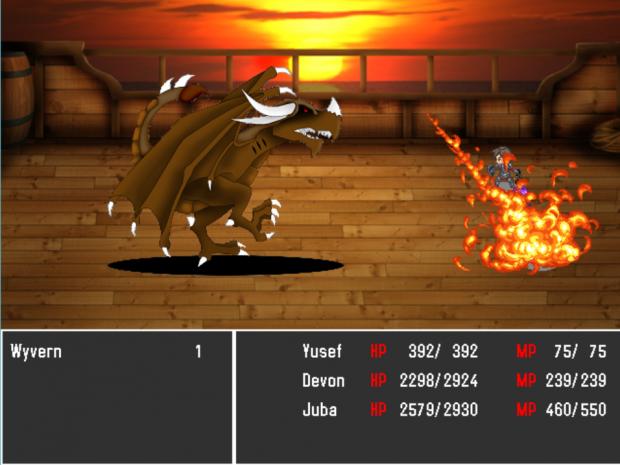 FireBreath spell