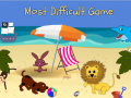 Most Difficult Game