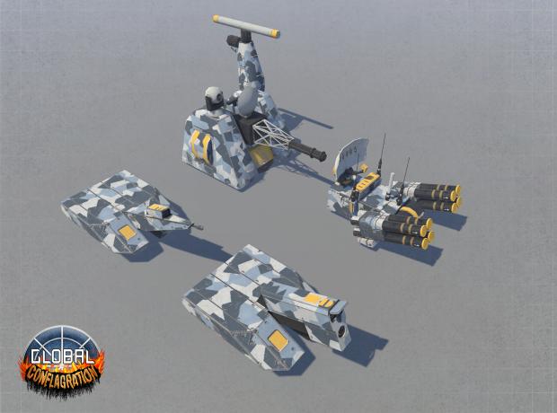 EDU Modular Turrets