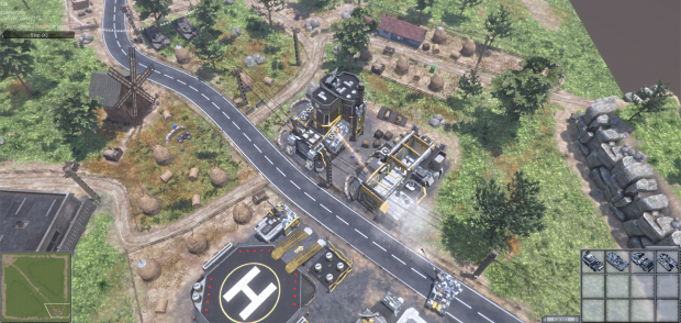 Artillery Implementation
