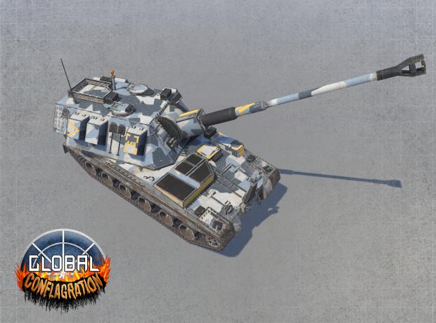 AS-90 -EDU Artillery
