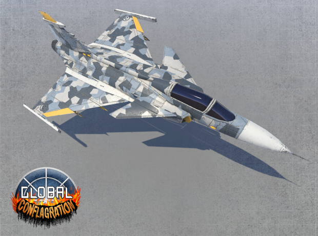 Gripen - EDU Fighter (Remastered)