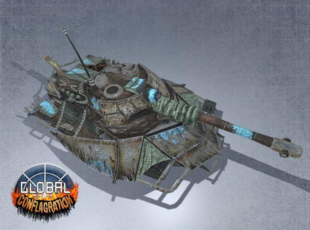 Hound - Carpathia  Main Battle Tank