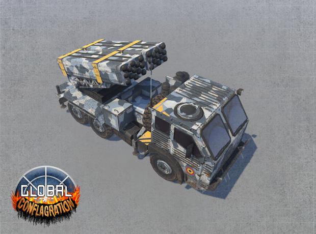 LAROM - EDU MLRS  (Remastered)