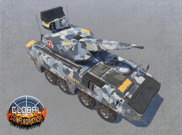 Skyranger - EDU Anti-Aircraft Unit (Remastered)