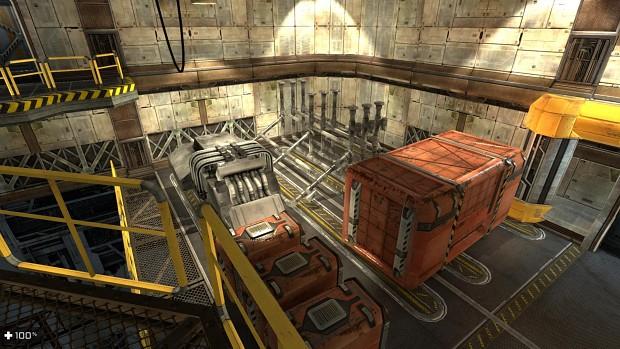 Oxygen Prototype Screenshots