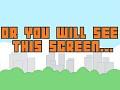 Not Flappy Birdie - Game Trailer