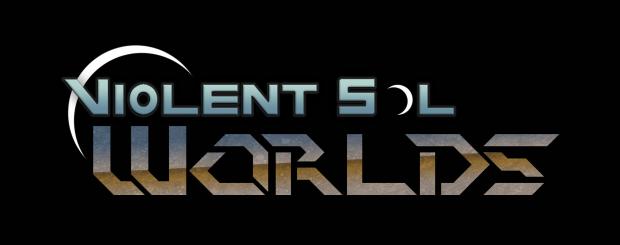 Violent Sol - Worlds Logo