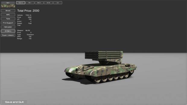 Armor Clash Beta 0.94