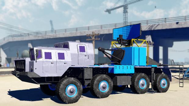 Armor Clash II version 1.02 new units