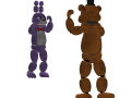 fnaf the fighters