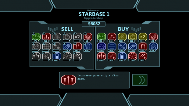 Starbase Upgrade Shops