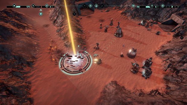 MarZ: Tactical Base Defense - Screenshot12