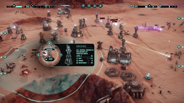 MarZ: Tactical Base Defense - Screenshot6