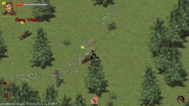 Exiled Kingdoms PC screenshot