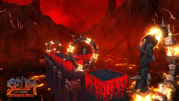 SEUM: Speedrunners From Hell Beta Screens 4