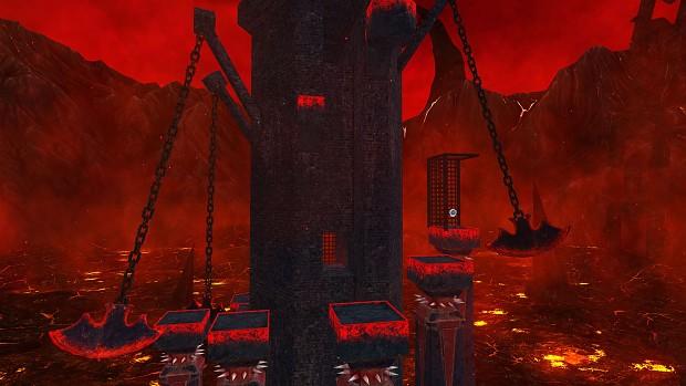 SEUM: Speedrunners From Hell Beta Screen 3