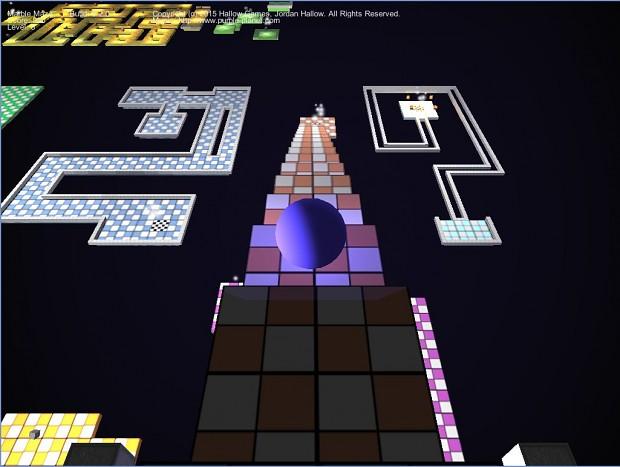 Marble Maze Version 0.2.0 Screen 4