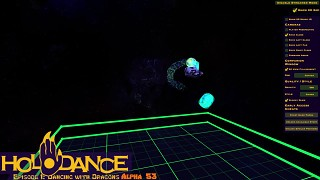 Holodance Alpha53 Gameplay Teaser