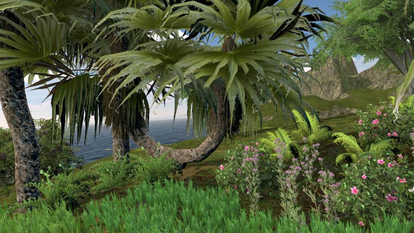 Holodance Episode 1: Demo Screenshot Sequence