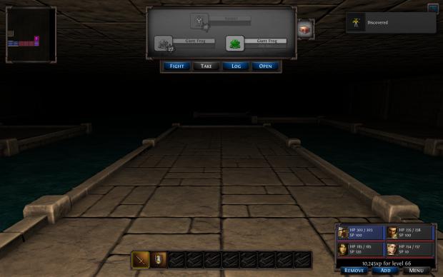 Screenshots from Beta1