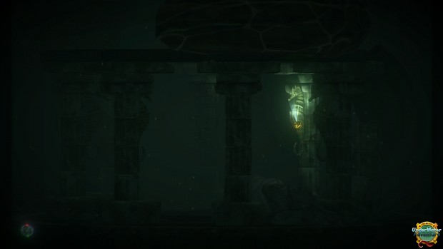 UnderWater Adventure Screens