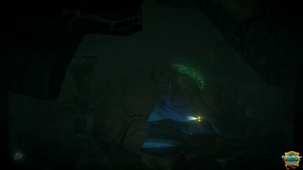 UnderWater Adventure Screens