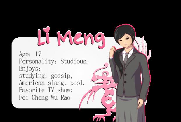 Meng description